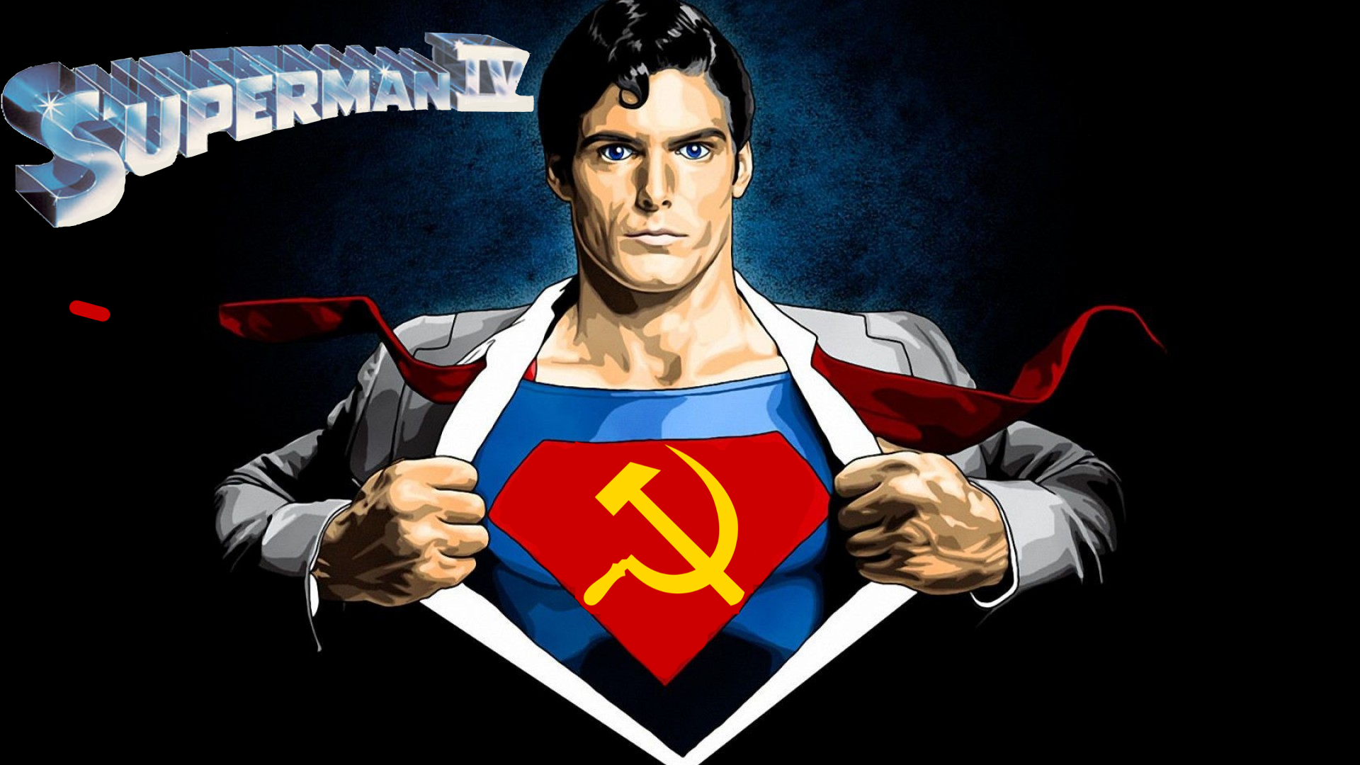SupermanIV_communist